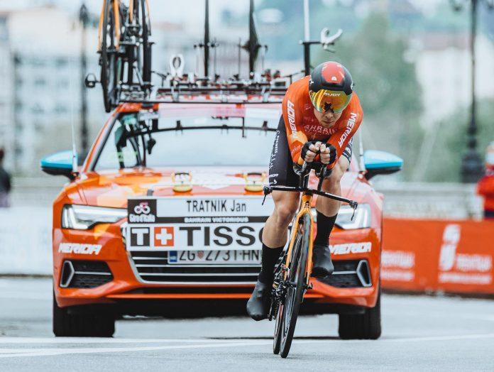 Foto: Team Bahrain Victorious/Chris Auld